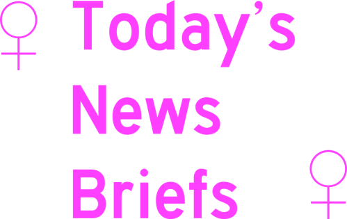 Today's News Briefs